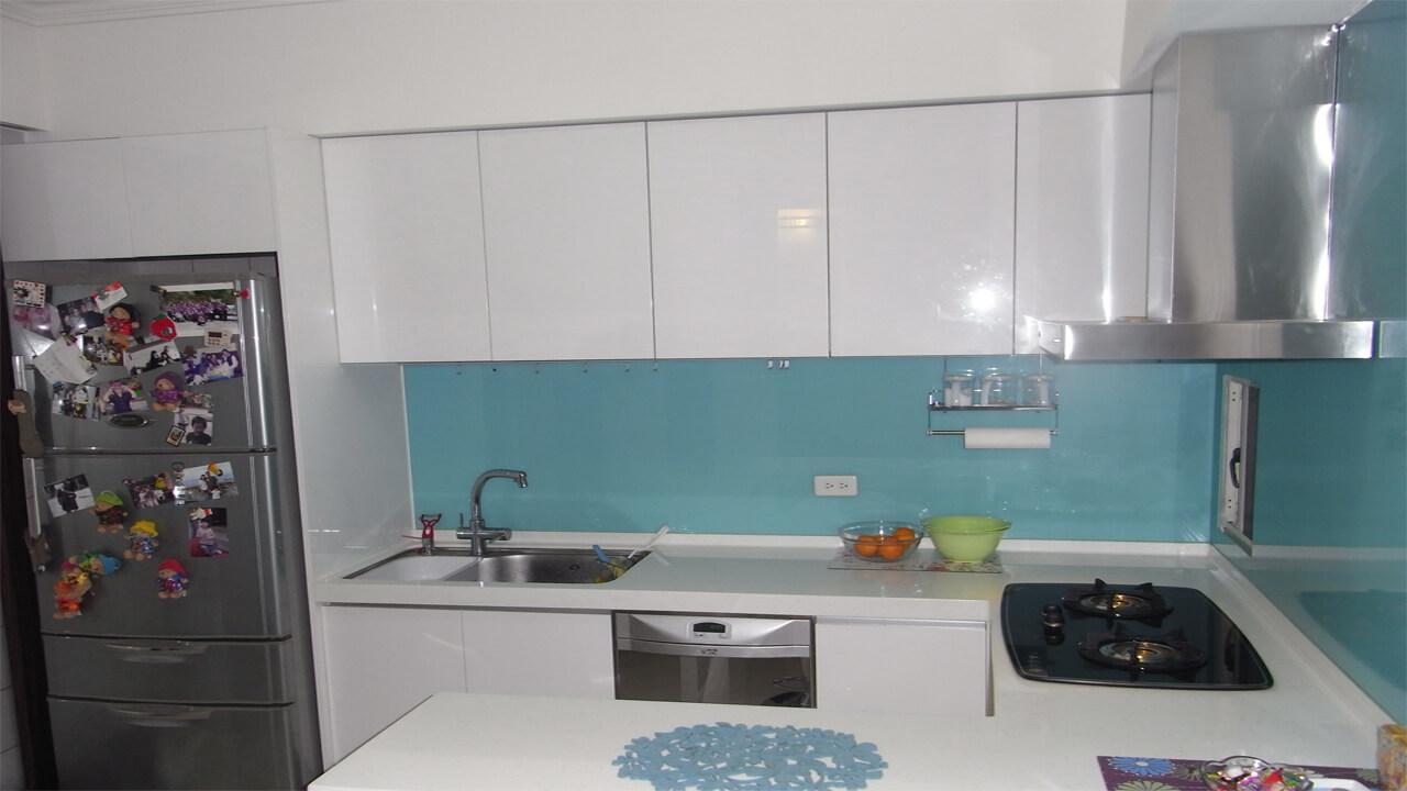 建築設計作品-舊屋翻新-廚房廚具流理台