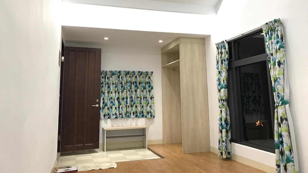建築設計作品-東部-老屋建築-和室臥房