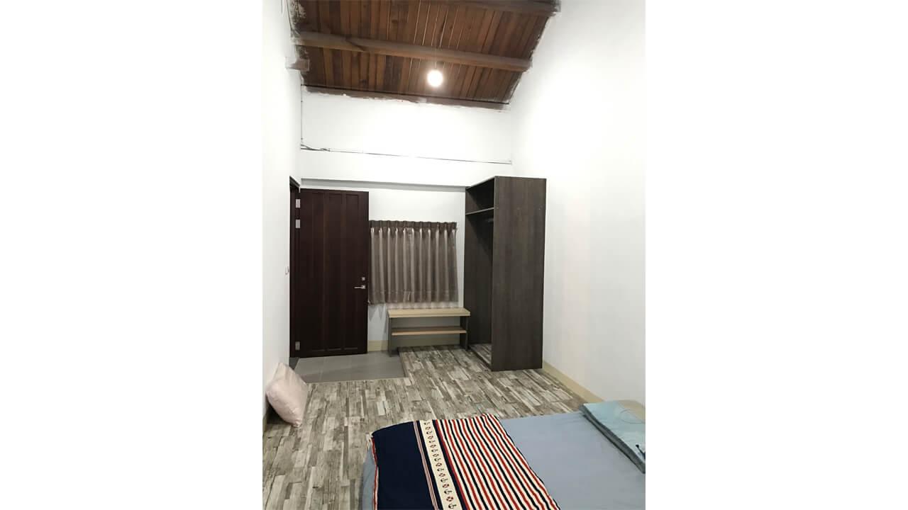 建築設計作品-東部-老屋建築-臥室衣櫃