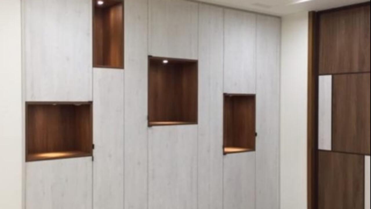 系統櫃作品-新竹-賴小姐-造型系統櫃