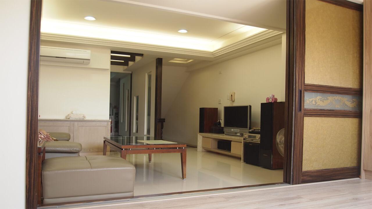 建築設計作品-舊屋翻新-和室