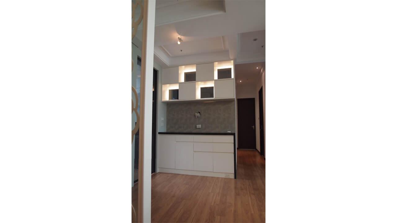 室內設計作品-餐廳櫃